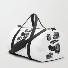 Weapons Of Mass Creation - Photography (clean) Duffle Bag