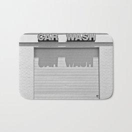 Car Wash Bath Mat