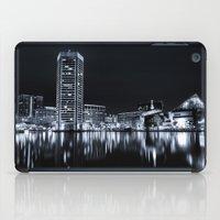baltimore iPad Cases featuring Baltimore Nights... by Jon Bilous