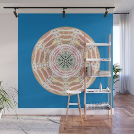 Hypnotized by my own Eyes Healing Mandala Wall Mural