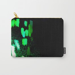 City Lights in the Rain Carry-All Pouch