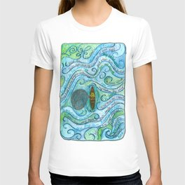Sea of Stories T-shirt