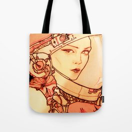 Parking Lot Bandit Tote Bag