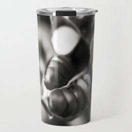 Flag Iris Seed Pod 1 Travel Mug