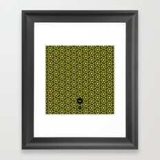 Abjo - Megalomania Framed Art Print