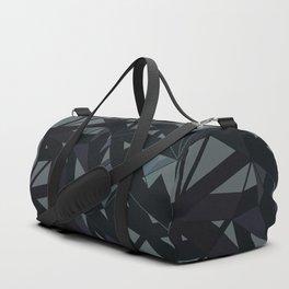 3D Futuristic GEO Duffle Bag
