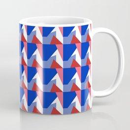 El Blue Cruce Coffee Mug