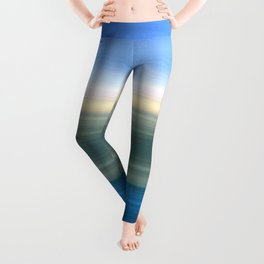 Summer Time in the Valley Leggings