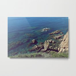 Nature rocks IX Metal Print