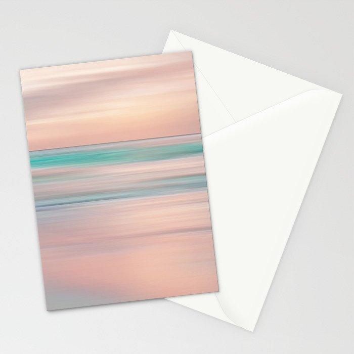 SUNRISE TONES Stationery Cards