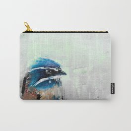 Whiskered Tree Swift Carry-All Pouch