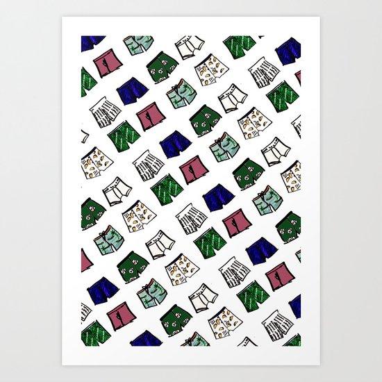 karleken Art Print