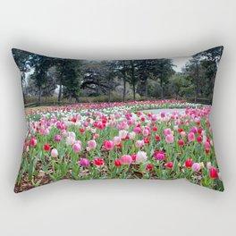 Tulips Tulips Tulips Rectangular Pillow