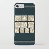 labyrinth iPhone & iPod Cases featuring Labyrinth by MacGuffin Designs