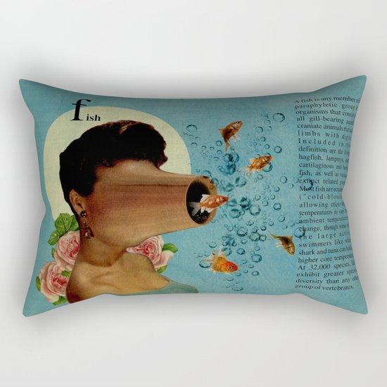 mothersea Rectangular Pillow