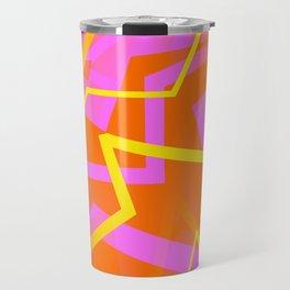 Calypso - Abstract Travel Mug