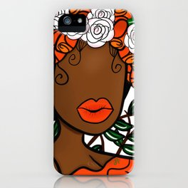 Finding Peace iPhone Case