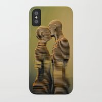 lovers iPhone & iPod Cases featuring Lovers. by David Prior Photography