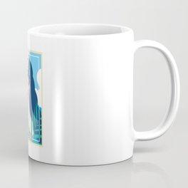Lunettes de Soleil Coffee Mug