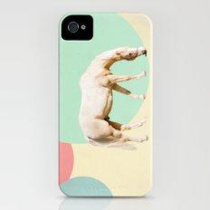Mr. Horse iPhone (4, 4s) Slim Case