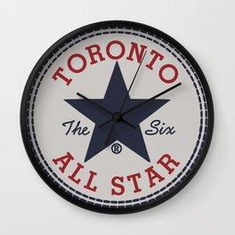 TORONTO ALL STAR Wall Clock