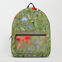 poppy flower no8 Backpack