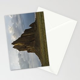Shiprock, New Mexico. Stationery Cards