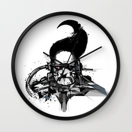 Superhero Complex Wall Clock