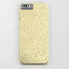 leather iPhone 6 Slim Case