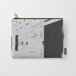 Vintage Lockers Carry-All Pouch