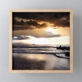 Rhythm of the Island Framed Mini Art Print