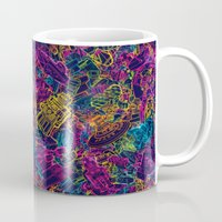 robots Mugs featuring robots by tmurriam