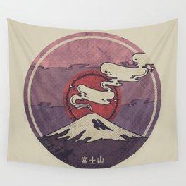 Fuji Wall Tapestry