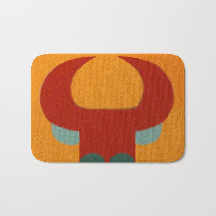 Garantido (Parintins - Brasil) Bath Mat