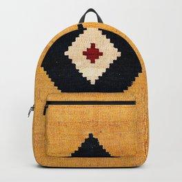 Qashqa'i Fars Southwest Persian Kilim Print Backpack