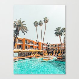 Hotel Tropicana #photography #travel Canvas Print