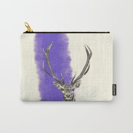 dusty deer Carry-All Pouch