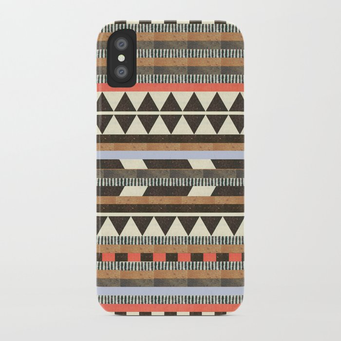 DG Aztec No.1 iPhone Case