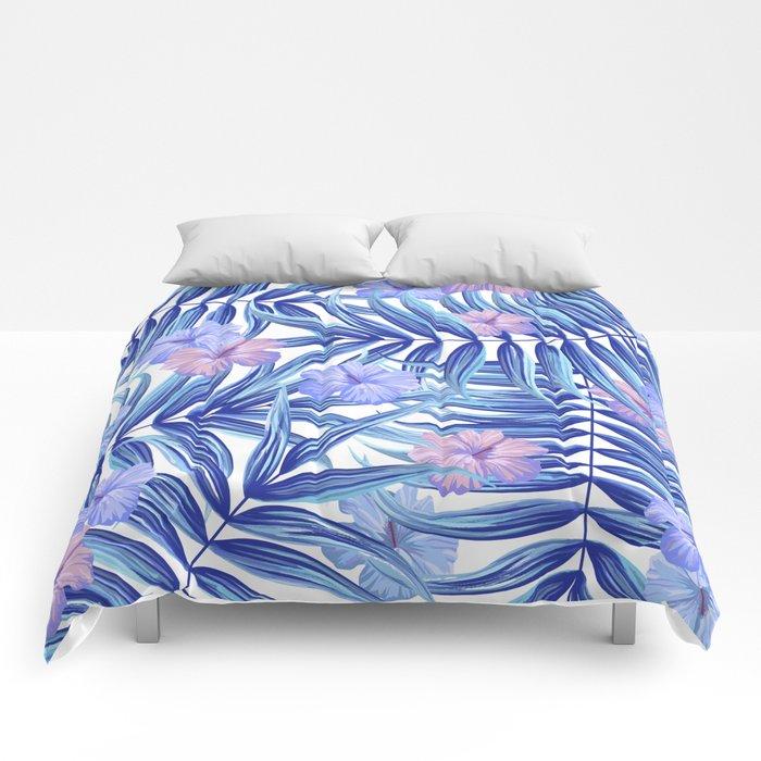 Hawaiian Pattern Comforters