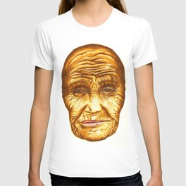 Old Lady Mask T-shirt