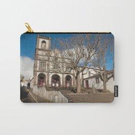 Church in Ponta Delgada Carry-All Pouch