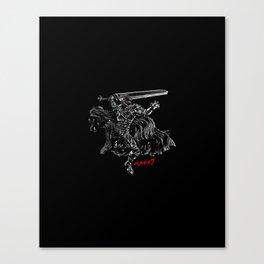 Berserker Rage Canvas Print