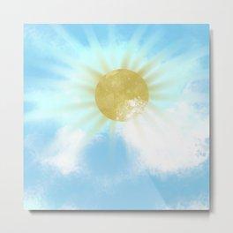 Sunny Day Metal Print