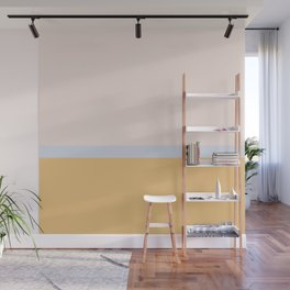 Summer Dream Color Block Wall Mural