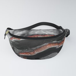 "Part of nature "" the mushroom boiler "" Fanny Pack"