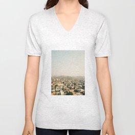 Los LA Unisex V-Neck