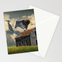 Wash on the Line Stationery Cards
