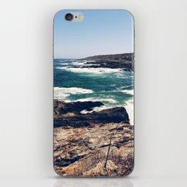 Marginal Waves iPhone Skin