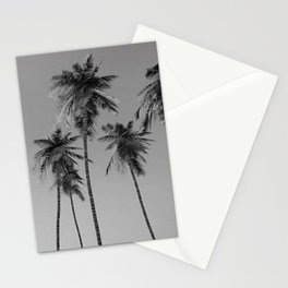 Nature Photography - Palm Trees -Sometimes looking up is the best view Stationery Cards