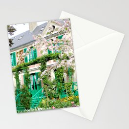 Claude Monet's Garden and Home Stationery Cards